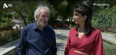 Νικήτας Τσακίρογλου: Η απίστευτη ατάκα του για τη Διαβάτη, που δεν περιμέναμε να ακούσουμε (Video)