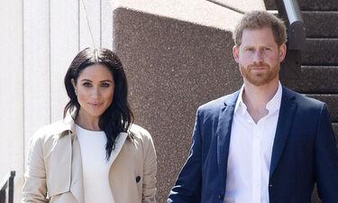 Ο πρίγκιπας Harry συνεχίζει ν' αγνοεί την Meghan- Το video που κάνει το γύρο του διαδικτύου (video)