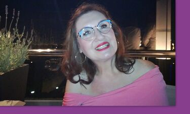 """Φωτεινή Ντεμίρη: «Στην αρχή ήμουν διστακτική με την επιστροφή του """"Καφέ της Χαράς""""»(exclusive video)"""