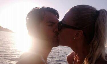 Έλσα Τόλη - Αποστολής Κουτρούλιας: Πιο ερωτευμένοι από ποτέ στη Μύκονο (photos)