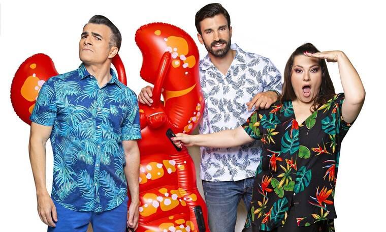 Open tv: Ζαρίφη, Σταματόπουλος, Γκότσης έρχονται με Kαλοκαίρι #not