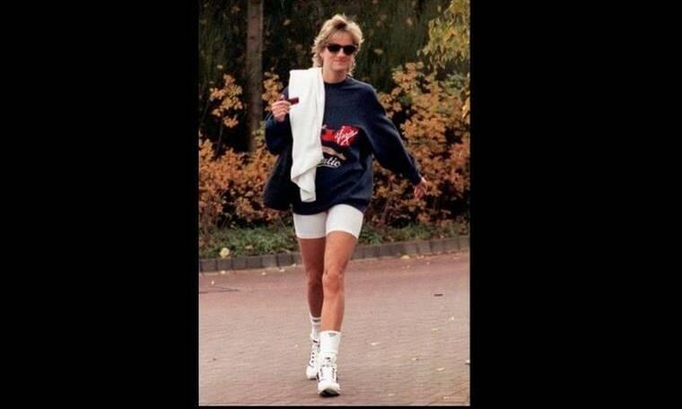Πριγκίπισσα Νταϊάνα: Αυτός είναι ο λόγος που φορούσε πάντα το ίδιο φούτερ στο γυμναστήριο (photos)