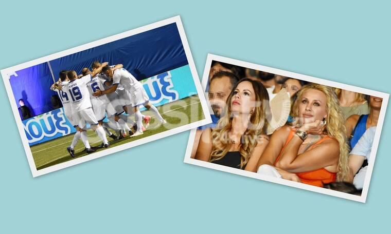 Ματροκώστα-Λίλη: Κι όμως τα κορίτσια πήγαν να παρακολουθήσουν μπάλα (photos)