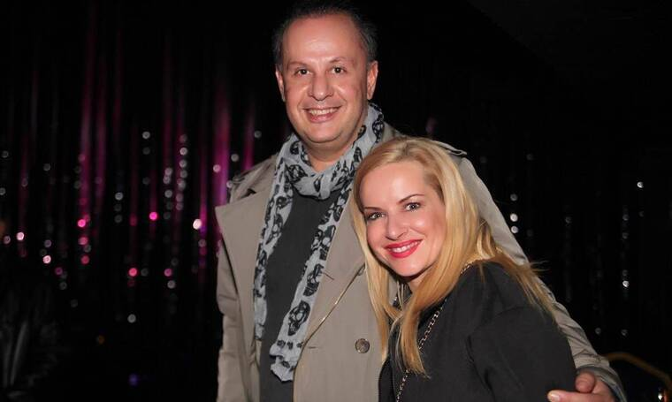 Happy couple! Επέτειος γάμου για την Μαρία Μπεκατώρου και τον Αντώνη Αλεβιζόπουλο! (Photos)