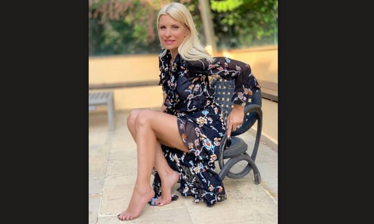 H νέα φωτογραφία της Ελένης Μενεγάκη και το σχόλιο αφιερωμένο στον Ματέο (Photos)