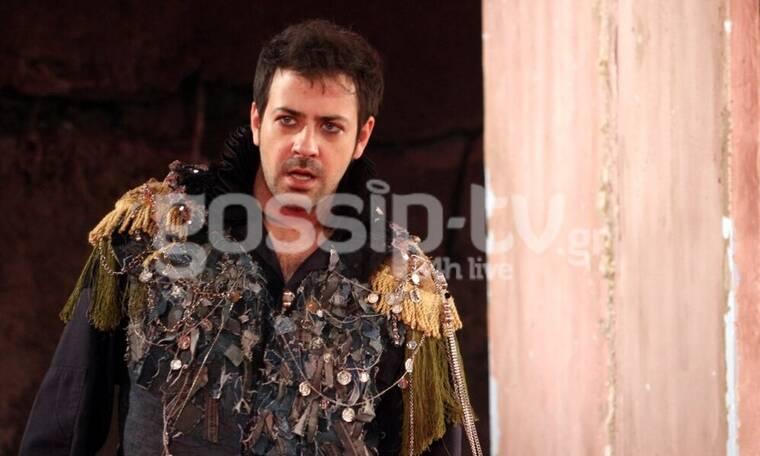 Πέτρος Μπουσουλόπουλος: Σπάνια δημόσια εμφάνιση για τον ηθοποιό – Πού τον εντοπίσαμε; (Photos)