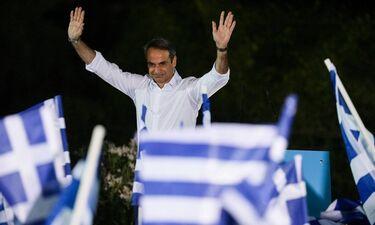 Τελικό exit poll: Θρίαμβος Μητσοτάκη στις Εθνικές εκλογές- Αυτοδυναμία της ΝΔ στη Βουλή