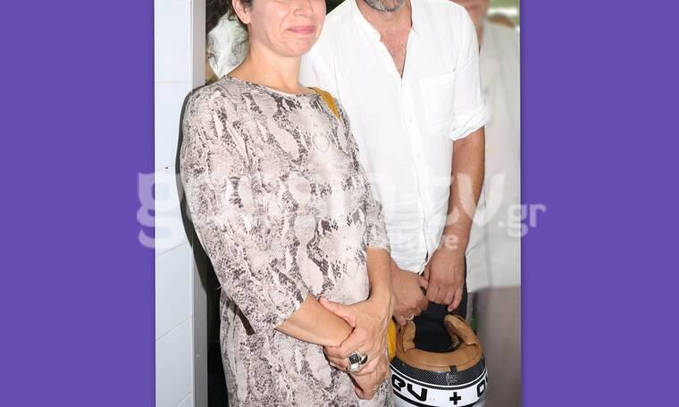 Σπάνια δημόσια εμφάνιση για το παντρεμένο ζευγάρι (photos)