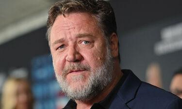 Χαμός με τον Russell Crowe! Αποχώρησε εκνευρισμένος από εκπομπή – Τι συνέβη; (Video)