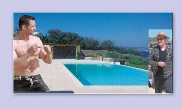 Hugh Jackman: Το πριβέ πάρτι στην Αντίπαρο με άρωμα... Hollywood (photos)