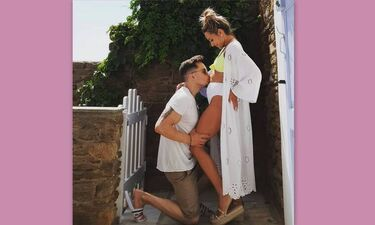 Μιλλούση–Πετρούνιας: Μετά την είδηση της εγκυμοσύνης ήρθε και το μονόπετρο! Πότε παντρεύονται;(Pics)