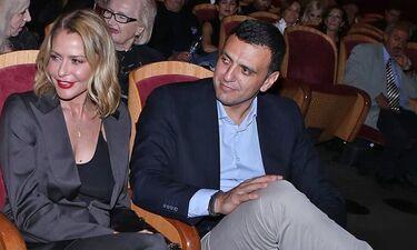 Τζένη Μπαλατσινού: Εμφάνιση – έκπληξη στο πλευρό του Κικίλια! Μαζί του στο Προεδρικό Μέγαρο (Photos)
