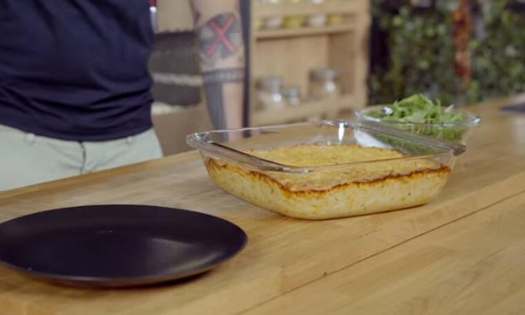 Αυθεντικό Mac 'n' Cheese από τον Γιώργο Τσούλη