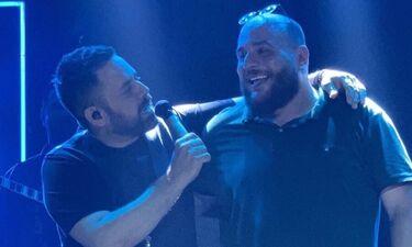 Ο Φανής Λαμπρόπουλος τραγούδησε με τον Γιώργο Γιαννιά! (video)
