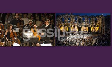 Το Ηρώδειο υποδέχτηκε «τον μαέστρο των μαέστρων» Riccardo Muti (photos)