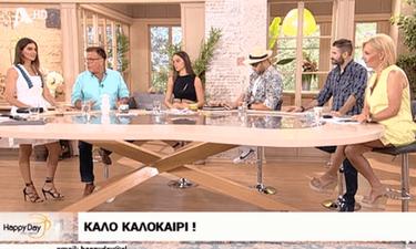 Τηλεοπτικό παρασκήνιο: Ποιος πάει στη θέση του Παπανώτα στο Happy Day; (video+photos)