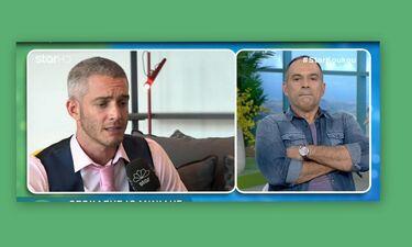 Θεοχάρης Ιωαννίδης: Δε φαντάζεστε τι παραδέχθηκε πρώτη φορά on camera