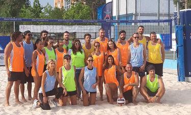 Beach Volley event: Οι celebrities έπαιξαν volley για την W.I.N Hellas