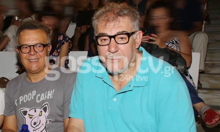 Ρέππας – Παπαθανασίου: «Κάνουμε θέατρο, όχι κουτσομπολιό» (photos)