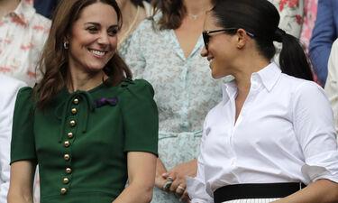 Kate Middleton - Meghan Meghan Markle: Η γλώσσα του σώματος πρόδωσε τη μεγάλη αλλαγή στη σχέση τους