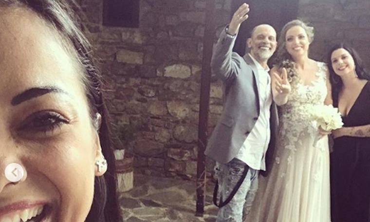 Παντρεύτηκε ο Τζώνυ Θεοδωρίδης! Οι πρώτες φωτογραφίες του γάμου του! (photos)