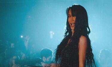 Η στιγμή που η Πάολα τραγουδάει όταν ξέσπασε η φονική καταιγίδα και το μήνυμά της (Video)