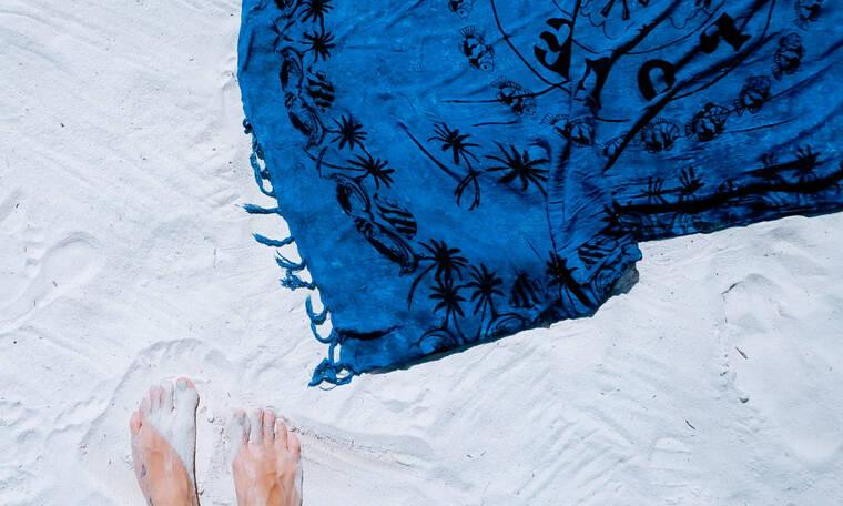 «Κάθε πότε πρέπει να πλένω την πετσέτα θαλάσσης μου;» Έχουμε την απάντηση