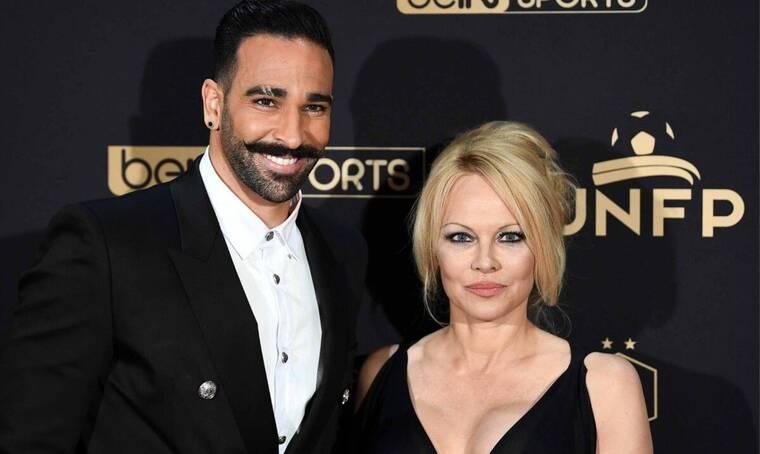 Η Pamela Anderson αναζητά νέο έρωτα μετά τον χωρισμό της από τον Adil Rami (photos)