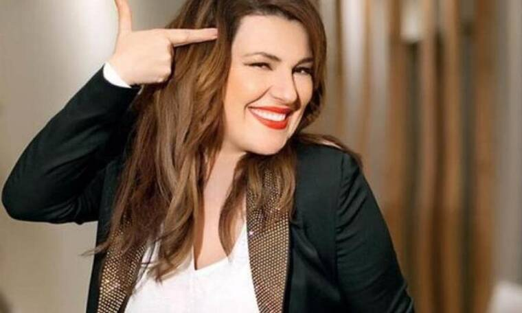 Κατερίνα Ζαρίφη: «Έχω δεχθεί ως τηλεοπτικό πρόσωπο άπειρες βολές» (photos)