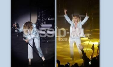 H Άννα Βίσση… όπως παλιά! Χαμός στη συναυλία της στο Βεάκειο (Photos)