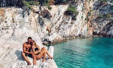 Βαλαβάνη-Βασάλος: Το πιο ερωτικό καλοκαίρι τους- Οι σέξι φωτογραφίες τους (photos)