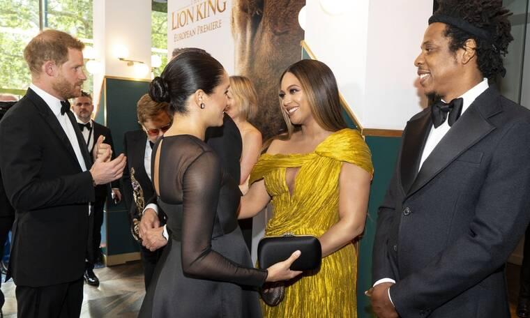 Αυτή κι αν ήταν συνάντηση! Τι είπε η Beyonce στην Meghan Markle; (photos)