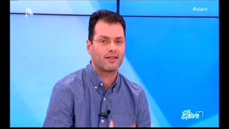 Τάσος Τεργιάκης:«Στους γιους μου έχω δώσει πολλές εξουσίες για τον εαυτό τους, κινούνται μόνοι τους»