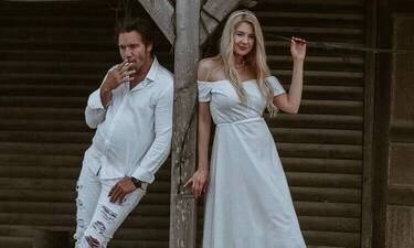 Σοφία Μαριόλα: Έγκυος ένα μήνα μετά τον γάμο της με τον Στράτο Τζώρτζογλου; (Photos)