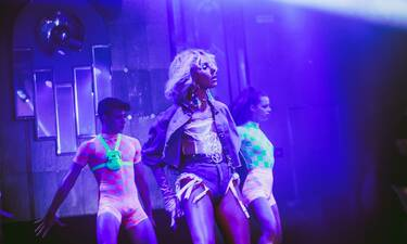 Τάμτα: Βρέθηκε στο ίδιο stage με τη Lady Gaga και τη Dua Lipa! (videos+photos)