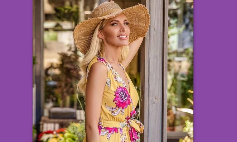 Καινούργιου: Αγόρασε φόρεμα με δόσεις και δεν φαντάζεστε πόσο της πήρε να το αποπληρώσει (photos)