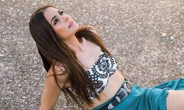 Αγγελική Δαλιάνη: Μας δείχνει για πρώτη φορά την κούκλα αδελφή της (photos)