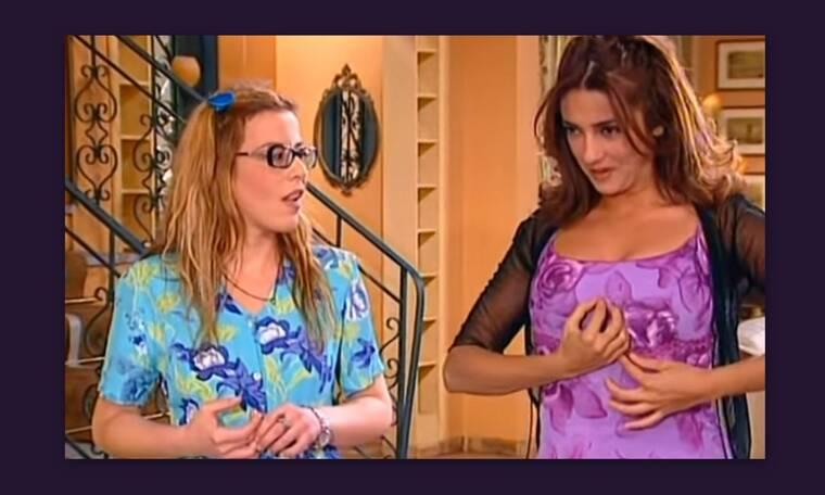 Μαρία Λεκάκη: Ποζάρει με την «Ματίνα Μανταρινάκη» 20 χρόνια μετά (photos)