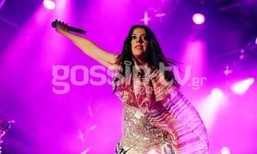Η πρώτη δημόσια εμφάνιση της Κατερίνας Ντούσκα μετά τη Eurovision (photos)