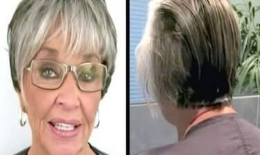 Φορούσε make up για 50 χρόνια - Θα πάθετε σοκ μόλις την δείτε άβαφη (video)