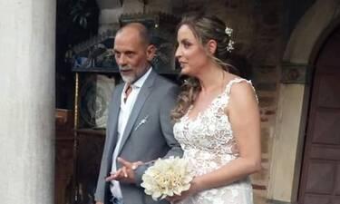 Τζώνυ Θεοδωρίδης: Το φωτογραφικό άλμπουμ του γάμου του (Photos)