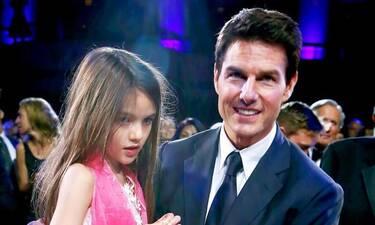 Tom Cruise: Δεν θα πιστεύετε για ποιον λόγο έχει να δει την κόρη του έξι ολόκληρα χρόνια (Photos)