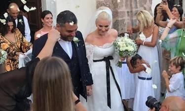 Ελισάβετ Μουτάφη: Το τριήμερο γλέντι στη Σαντορίνη και ο έγγαμος βίος (Photos)