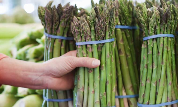 Σπαράγγια: 10 εκπληκτικά οφέλη για την υγεία (εικόνες)