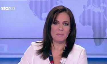 Σεισμός Αθήνα: Η επική αντίδραση της Τσαγκά on air: «Κανονικά θα έπρεπε να μπω κάτω από το τραπέζι»