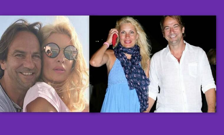 Ελένη Μενεγάκη – Μάκης Παντζόπουλος: 10 χρόνια μαζί  - Αυτό είναι το love story τους (Photos)