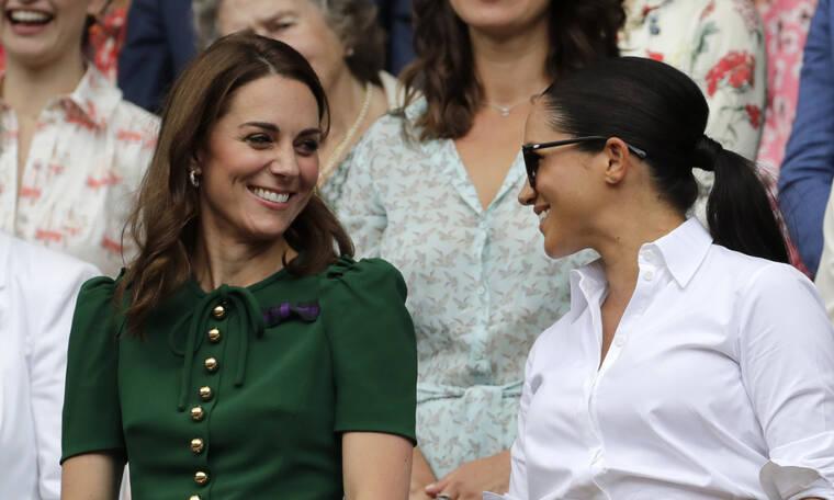 Meghan Markle και Kate Middleton είναι σαν οικογένεια. Τι τις έφερε κοντά;