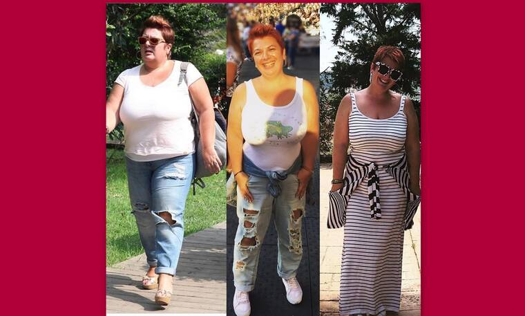 Ελεάννα Τρυφίδου: Η απίστευτη αλλαγή της – Έχασε 33 κιλά μέσα σε δύο χρόνια (Photos)