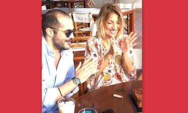 Μαρία Ηλιάκη - Στέλιος Μανουσάκης: Θα παντρευτούν και αυτή είναι η απόδειξη! (Photos)