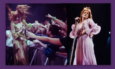 Florence + The Machine: Ποια είναι η Florence Welch που κάνει απανωτά sold out στην Αθήνα; (photos)